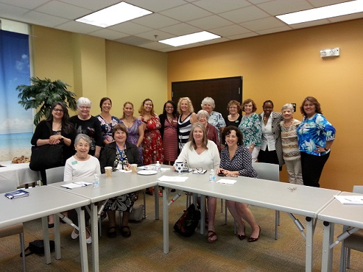AAUW and HCC SouthShore Group Photo
