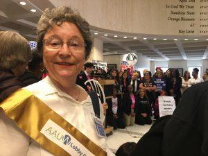 President-Elect Pat DeWitt